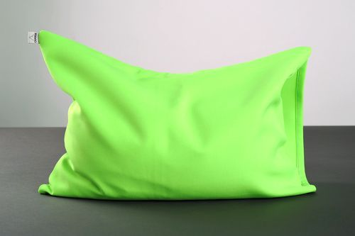 Yoga pillow filled with husk - MADEheart.com