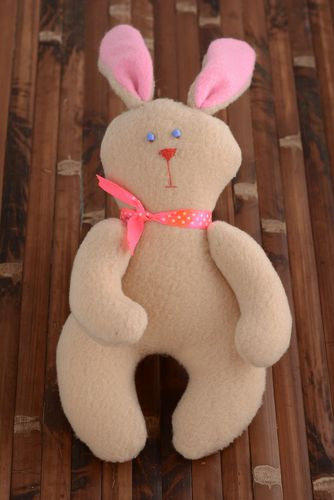 Soft toy with mint aroma Rabbit - MADEheart.com