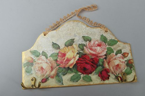 Key holder Roses - MADEheart.com