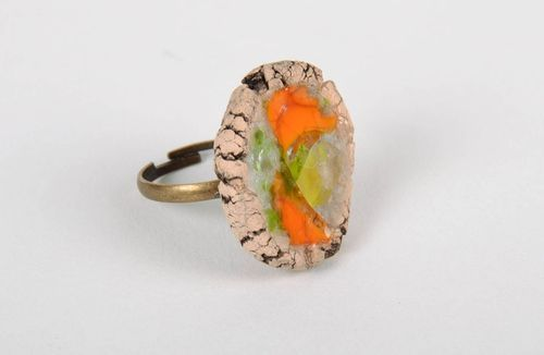 Seal-ring made of ceramics and glass - MADEheart.com