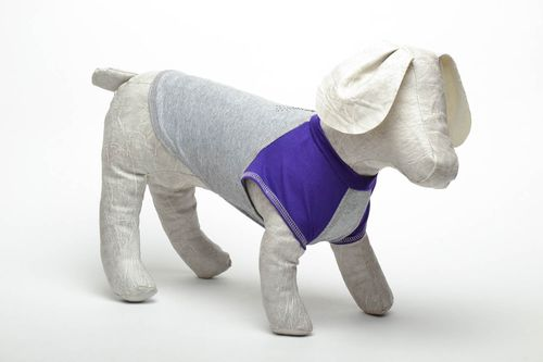 Handmade dog clothing - MADEheart.com
