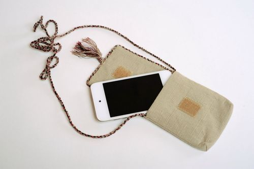 Mobile case Flower - MADEheart.com