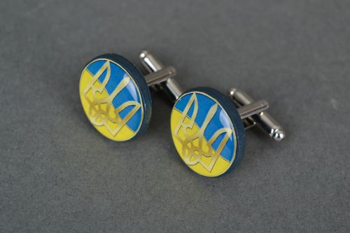 Unique cufflinks - MADEheart.com
