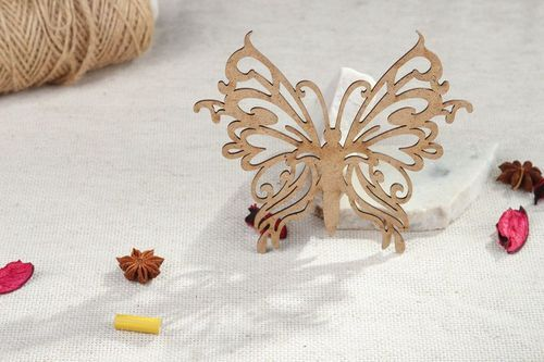 Chipboard made from fiberboard Butterfly - MADEheart.com
