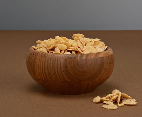 Wooden bowl for food - MADEheart.com