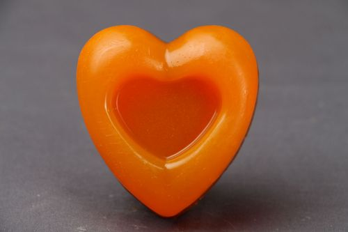 Natural soap Beloved Heart - MADEheart.com