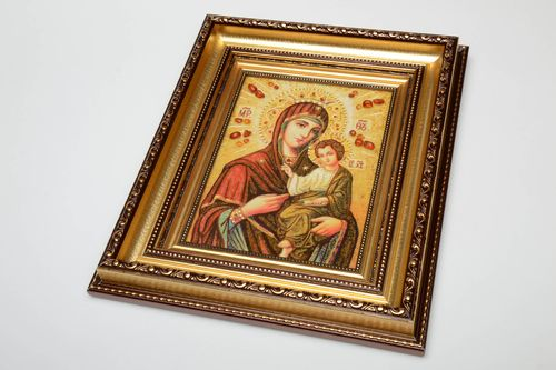 Orthodox Iver icon of the Mother of God - MADEheart.com