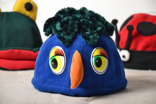 Carnival hat Parrot - MADEheart.com