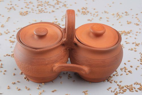 Pots for spices and bulk products - MADEheart.com