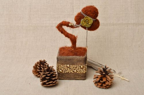 Handmade tree unusual artificial tree gift ideas decorative use only decor ideas - MADEheart.com