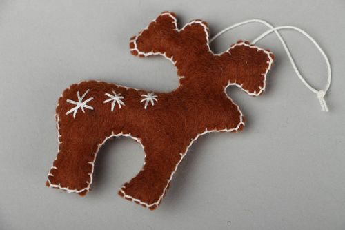 Christmas tree decoration Deer - MADEheart.com