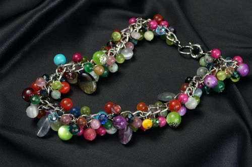 Necklet Parade of the Planets - MADEheart.com
