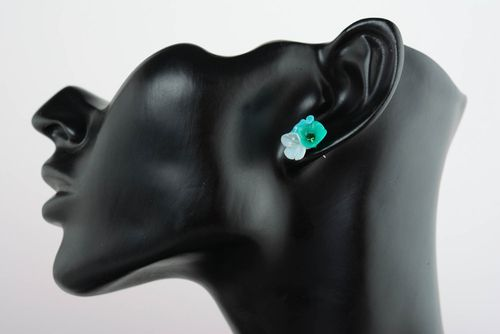 Ear cuffs Turquoise - MADEheart.com