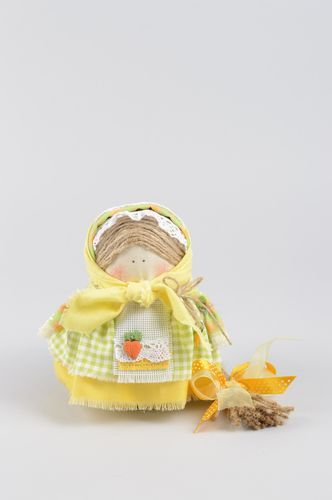 Handmade doll unusual doll decorative use only soft doll for baby gift ideas - MADEheart.com
