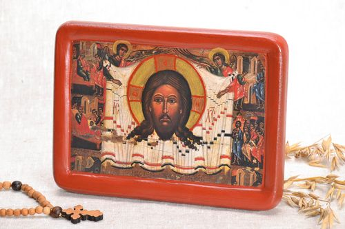 Icon reproduction The Holy Face - MADEheart.com