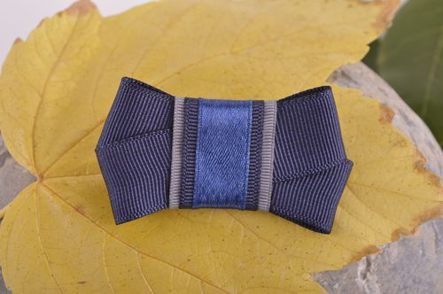 Handmade fabric brooch textile brooch fabric jewelry designer jewelry for women - MADEheart.com