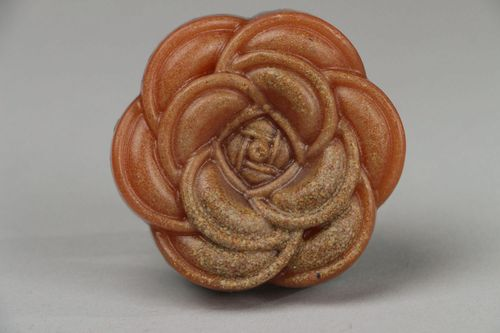 Gift soap Rose - MADEheart.com
