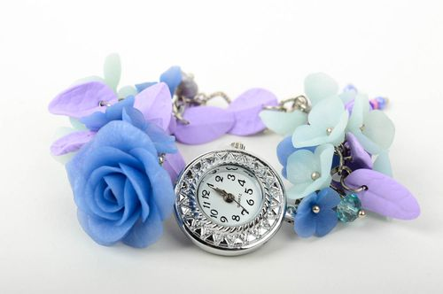 Womens wrist watch designer accessories handcrafted jewelry gifts for ladies - MADEheart.com