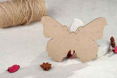 Chipboard Butterfly - MADEheart.com