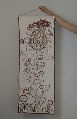 Fabric wall panel - MADEheart.com