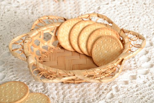 Basket for bread - MADEheart.com