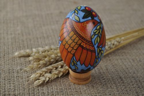 Easter egg Birds and arrowwood - MADEheart.com