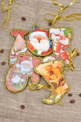 Handmade Christmas toys se of Christmas decor home decor decorative use only - MADEheart.com