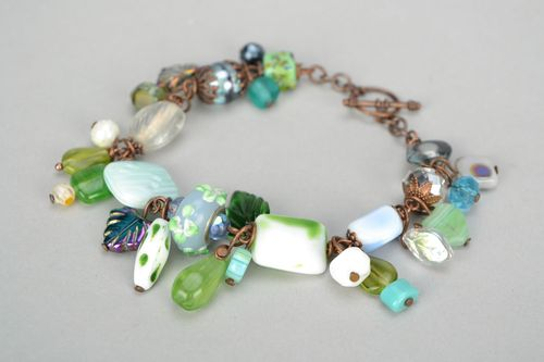 Bracelet with charms - MADEheart.com