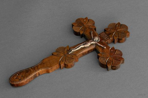 Religious orthodox cross - MADEheart.com