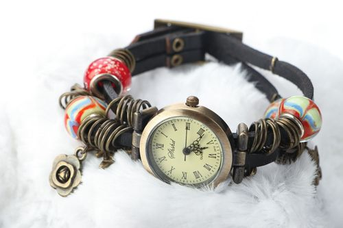 Unusual handmade watch - MADEheart.com
