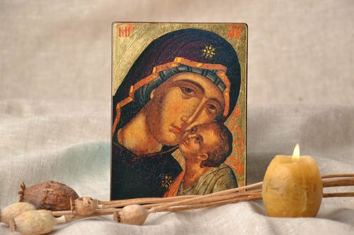 Copy of icon of the Mother of God of Korsun - MADEheart.com