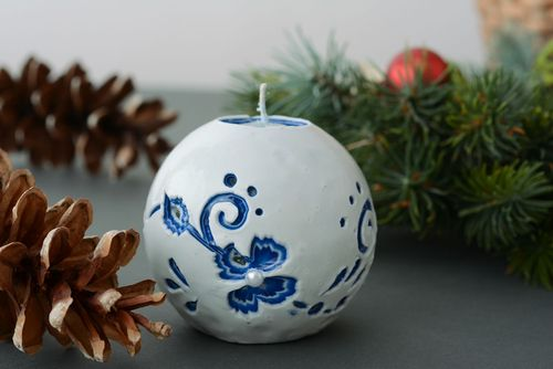 Decorative ball-candle - MADEheart.com