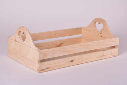 Wooden tray interior box designer tray for creativity interior box stylish accessory - MADEheart.com